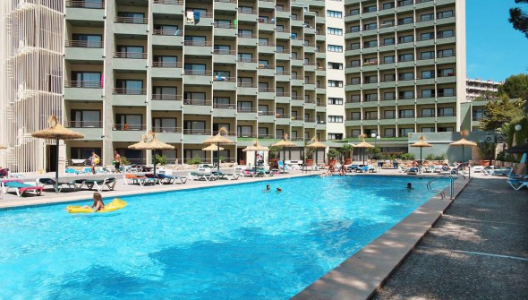 Beverly Playa - hotel na Majorce