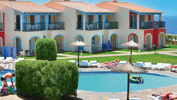 Aparthotel Sea Club - hotel na Minorce